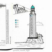 Leuchtturm Stimmung Tracker – Architektur und Kunst