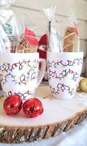 Greenback Retailer Christmas Craft – Vacation Mugs For Present Giving