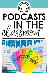 Using Podcasts in the Classroom – Educational technology elementary