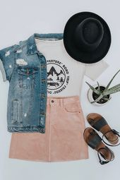 Summer Outfit Ideas for Women | ROOLEE
