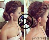 Updates # voor #long #hair # #camped # #prom # #bruin # #bruin kapsel # # casual #