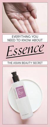 Hier finden Sie alles, was Sie über Essence, das asiatische Schönheitsgeheimnis, wissen müssen – Skin