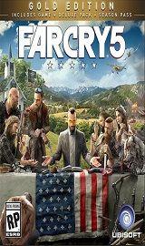 Far Cry 5 Gold Edition V1 011 5 Dlcs Far Cry 5 Ps4 Far Cry 5 Sony Video Games