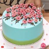 KIRSCHBLÜTENKUCHEN  – Cake Design