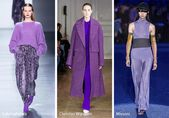 Fall/ Winter 2019-2020 Color Trends