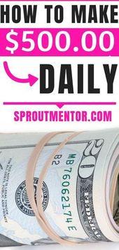 10 Möglichkeiten, schnell Geld zu verdienen. Diese Möglichkeiten, um online kostenlos Geld zu verdienen, …   – Save $! Make $!
