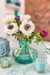 DIY einfach und günstig: Dekoideen zum selber machen für eure Hochzeit – Leelah Loves – Hochzeit