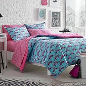 Betsey S Boudoir Features Large Florals In Betsey S Iconic And