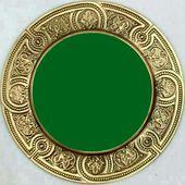 Pin By Ayu Aerini On Pigura Furniture Logo Art Furniture Gold Globe
