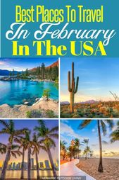 Greatest Locations To Journey in February within the US for a Romantic Getaway