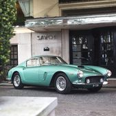 #Ferrari  1960 Ferrari 250 Gt