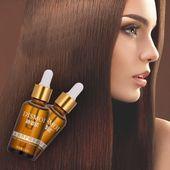 Natural Hair Grow Faster Hair Care Treatment Hair Care Hair Growth Essential Oil Straightener Soft Dry Improve