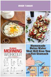 diet body Onsen Tamago