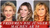 #frisuren feines haar naturlocken Kinnlanger Bob Für Feines Haar