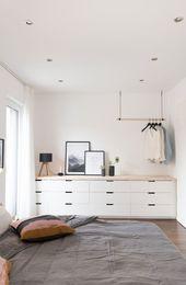 Kissen, Kerzen und neue Bettwäsche… unser Schlafzimmer – Schlafzimmer