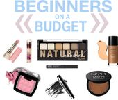 Beauty for Beginners on a Budget — Lashes Love & Leather