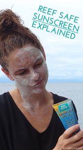 Reef Safe Sunscreen Explained – Dive o'clock!