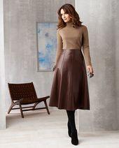 15 Beste Leder Röcke Ideen Sieht Toll Aus