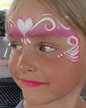 Easy Face Painting Ideas for Kids  #FacePainting