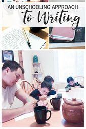 An Unschooling Strategy to Instructing Writing