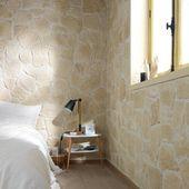 Plaquette De Parement Mur Mur Castorama 26 40 Parement Mural Revetement Mural Decoration Maison Moderne