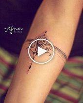 100 motifs de tatouage pour hommes et femmes (vous souhaiterez plus de bras)   – Tattoo