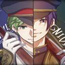 千銃士 スナイダーとエンフィールド もさこのイラスト Art Anime
