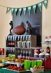Fabulous Football Party + Tailgating Ideas – Make Life Lovely