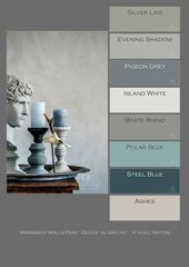 Marrakech Walls Paint, Farbe: Silver Like. Foto D. Ceulemans – Home: Living colo…,  #Ceulem…