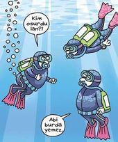 Lustige Karikaturen, die Sie zum Lachen bringen – Seite 2 von 6 – Hayro.de   – Gülümse