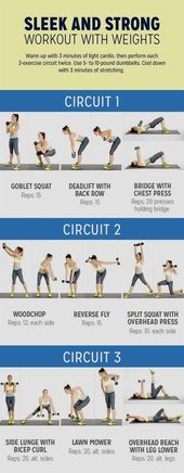 Amazing full body workout for women