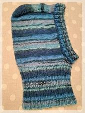 Scarf Taran – Knitting – Ideas