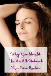 5 gute Gründe, auf All-Natural-Hautpflege umzusteigen – Beauty: Steal The Style