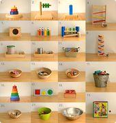 Ceci est un excellent aperçu général des jouets / leçons qui peuvent être démontrés au ki …   – Pädagogik