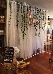 Party Decorations Cheap Backdrops 66+ Super Ideas – Dina