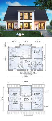 Modern European Architecture Design House PlanSH…