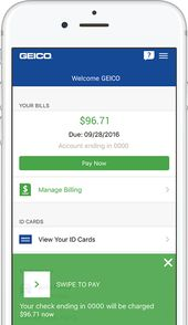 Geicos Mobile App Free Insurance App Geico In 2020 Geico Car Insurance Auto Insurance Quotes Insurance Quotes