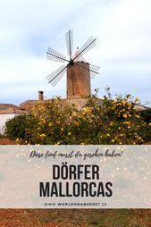 Diese 5 traumhaften Dörfer auf Mallorca warten auf deinen Besuch