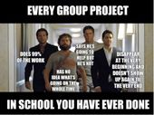 And because of this I hated group work as a pupil, and infrequently grade group work as …