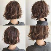 Stilvolle lockige Frisuren sind immer aufregend, heute werde ich 5 Stylish teilen