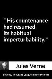 Jules Verne About Face Twenty Thousand Leagues Under The Sea