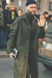 Der beste Street Style der Mailänder Modewoche – GQ #beststreetfashion – street fashion