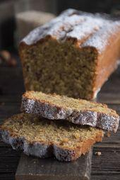 Saftiger Nusskuchen – ein leckeres Rezept für den kalten Herbst/ Winter