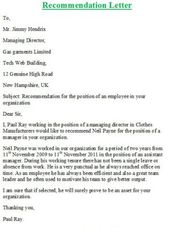 Sample Sorority Recommendation Letter  Sorority