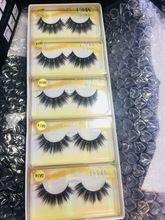 229f6f58d38 Online Shop 50 pairs/lot Wholesale Eyelashes faux mink lashes Handmade  false eyelash 3D strip mink eyelashes fake faux eyelashes Makeup |  Aliexpress Mobile