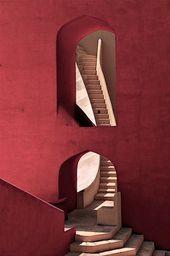 """Ganymedesrocks: """"Liebhaber der Schönheit"""": Jantar Mantar, Jaipur / Indien – Architectur …, #architectu …"""