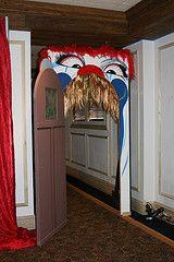 Halloween spooky house ideas