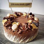 #cakesofinstagram #cakestagram #cakestyle #cakedesign #cakedecorating – Birthday Cake