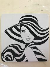 Picture – Bravo à mes fidèles artistes – L'artwork de la peinture sur Porcelaine – S…