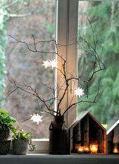Die Schönsten Ideen Für Die Fensterbank von Fensterbank Dekoration Landhausstil Photo